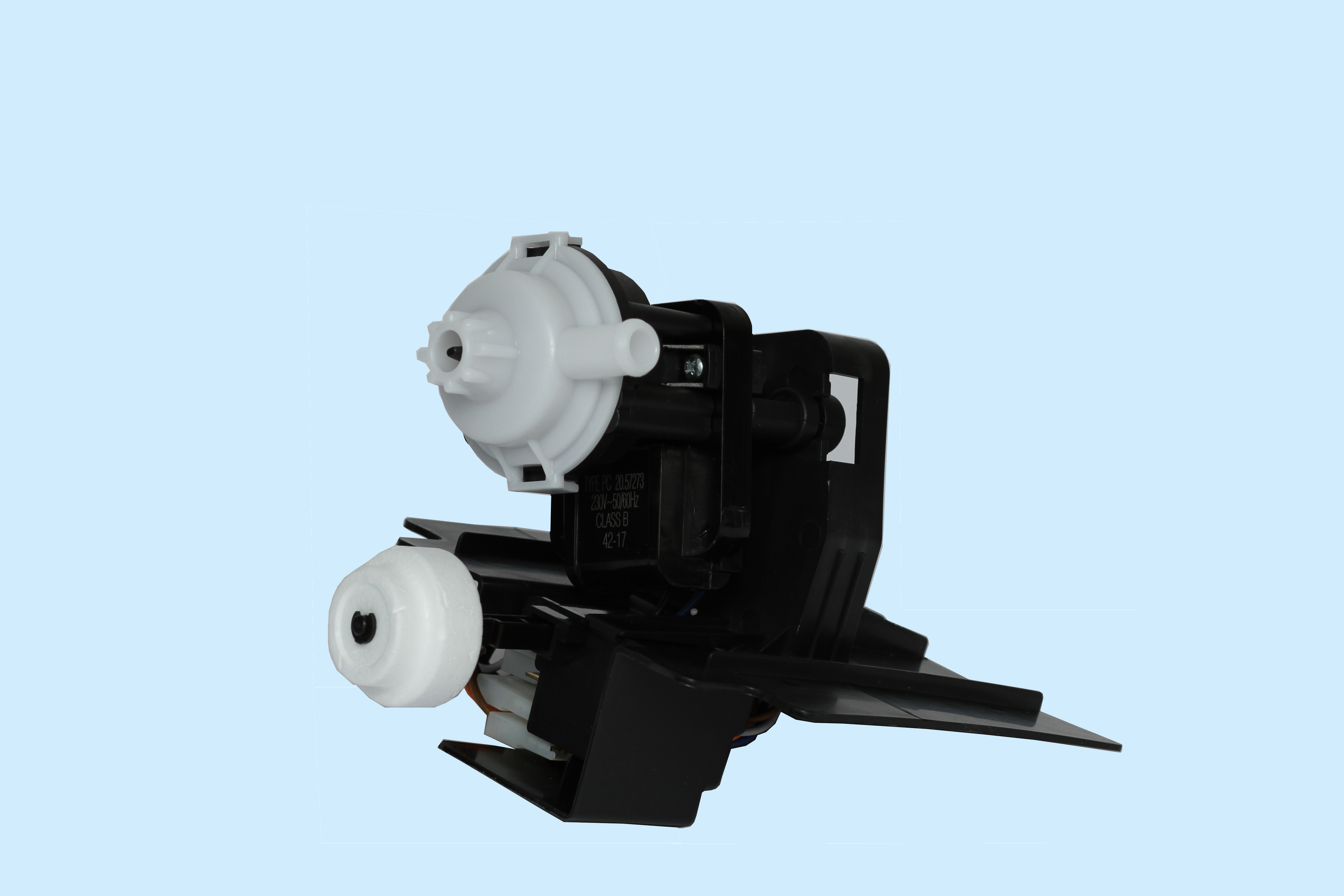 condensate pumps, fan motors