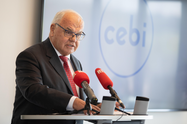 Rene Elvinger CEO of Cebi Group